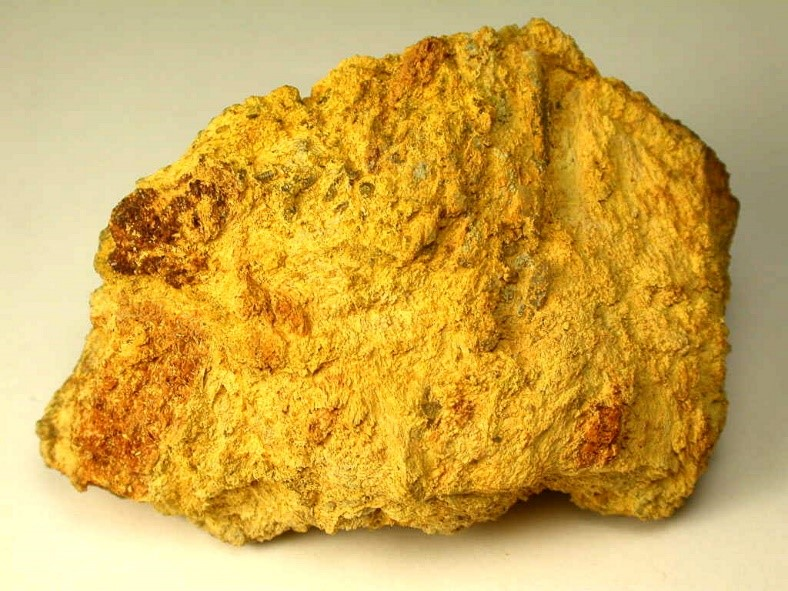 Mineral encontrado pela primeira vez em Marte. Jarosita