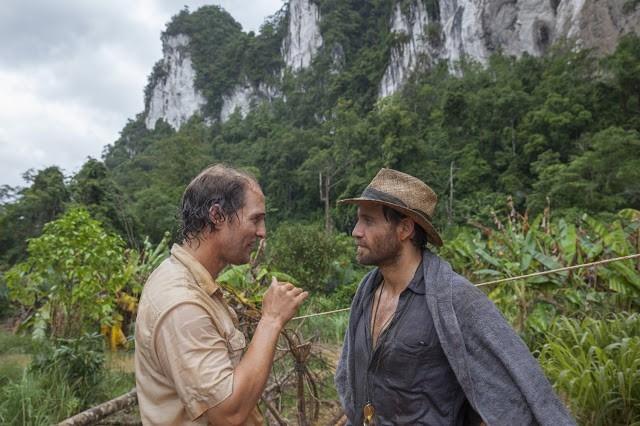 Matthew McConaughey e Edgar Ramirez no filme Gold - Ouro e Cobiça.
